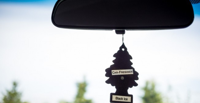 Custom Car Air Fresheners in Afon-wen